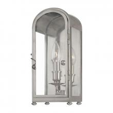 Hudson Valley 6471-PN - 1 Light Wall Sconce